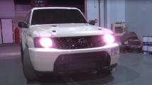 Unter der Haube: Einblicke in den legendären 1.900-PS-Nissan