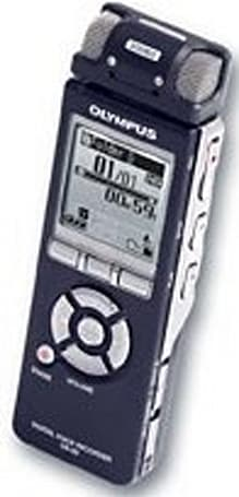 Olympus voice-activated DS-50 records days of audio