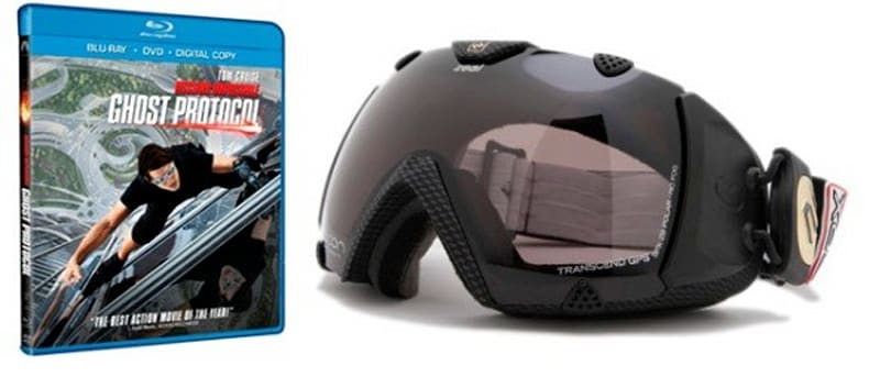 Engadget Giveaway: win a pair of Mission: Impossible - Ghost Protocol Zeal Optics Z3 Transcend GPS goggles!
