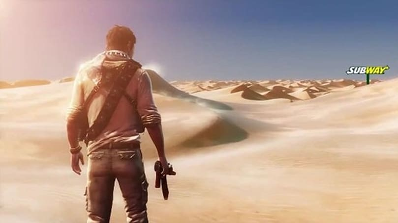 Subway serves cold, hard Uncharted 3 promotion details -- not toasted