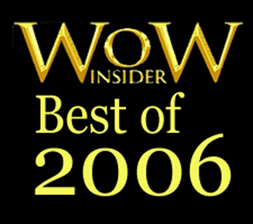 WoW Insider Best of 2006: Server, Class, and Guild