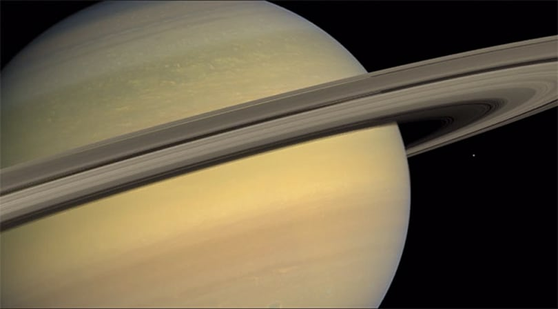 Journey through the cosmos with In Saturn's Rings, heading to IMAX in 2014 (video)