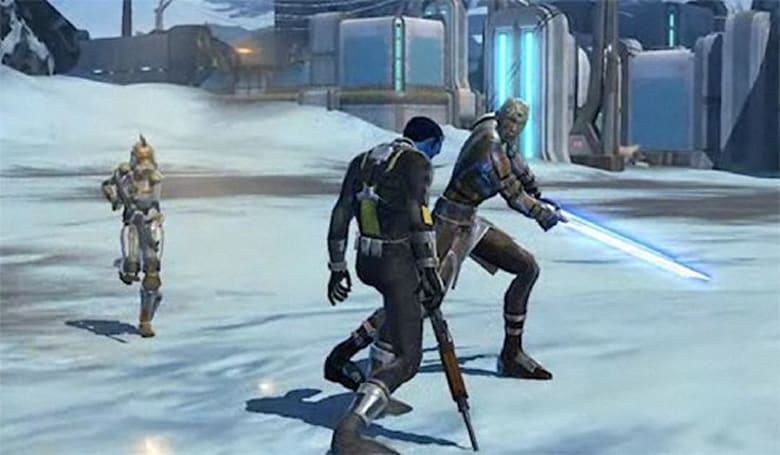 Damion Schubert philosophizes about SWTOR's death penalty