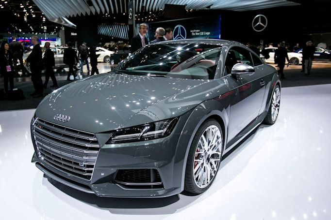 VW says Audi software can distort emissions during tests