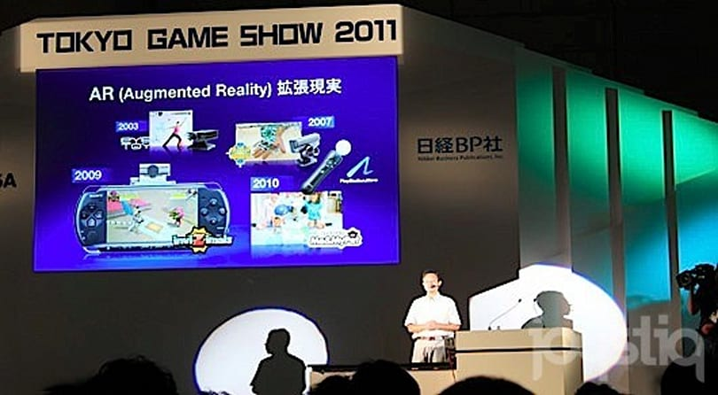 PlayStation Vita augmented reality comes in two very different flavors