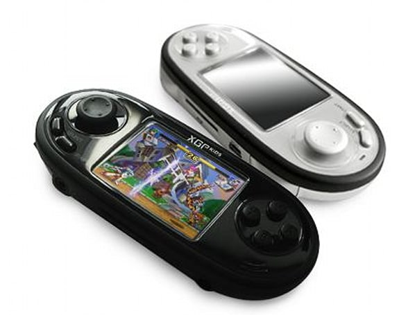 New handheld competitor on the block - the XGP kids