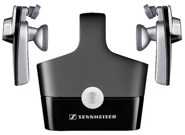 Sennheiser's new MX W1 earbuds get wireless with Kleer