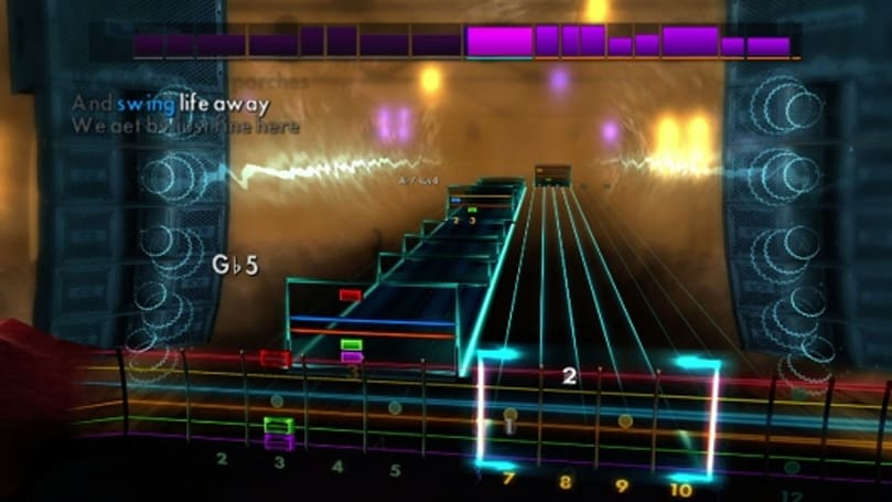 String life away with Rise Against DLC for Rocksmith 2014