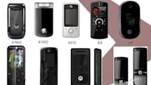 Evidence builds for Motorola's 2008 lineup