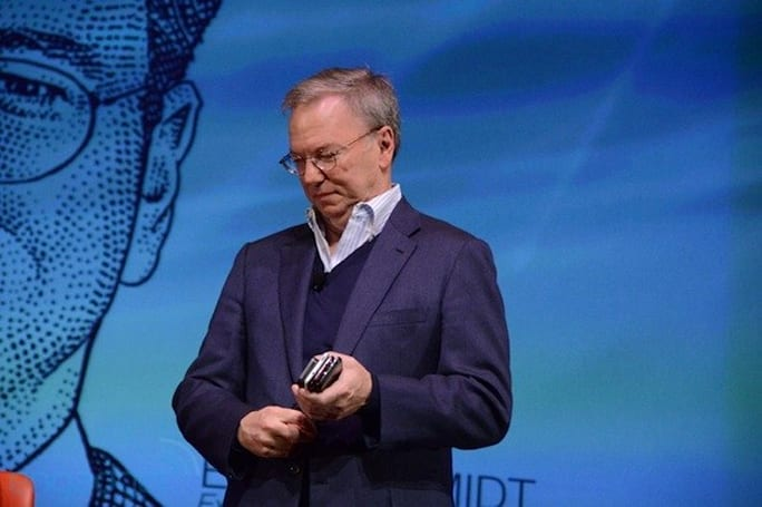 Eric Schmidt: Google now at 1.5 million Android activations per day