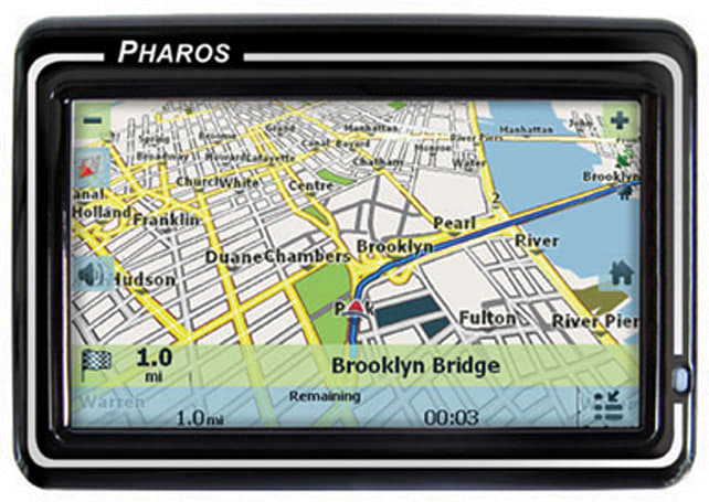 Pharos drops a pair on America: Drive GPS 250 and 150
