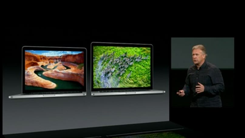 Apple announces new Retina display MacBook Pros with Haswell processors and cheaper pricepoints