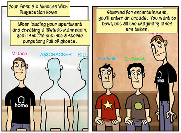 Readers pick best webcomic: A penetrating look