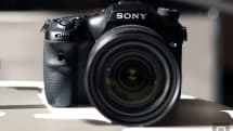 Sony's A99 II promises fast focus in a full-frame camera