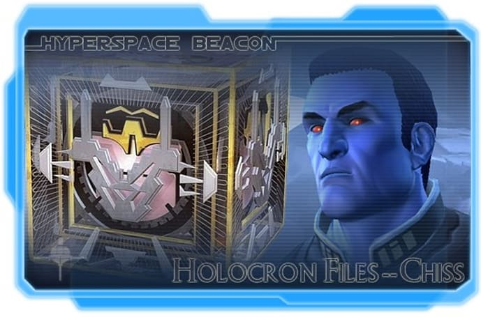Hyperspace Beacon: Holocron Files -- Chiss