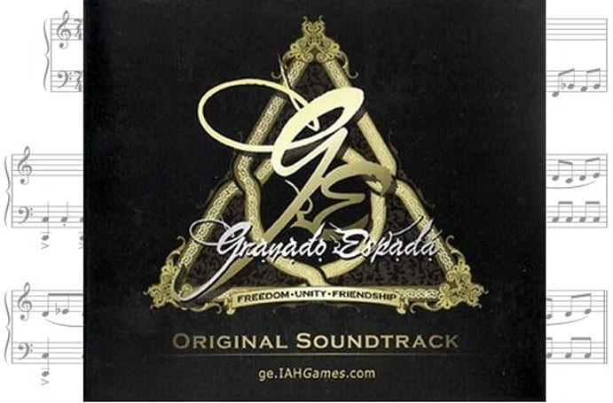 Jukebox Heroes: Granado Espada's soundtrack
