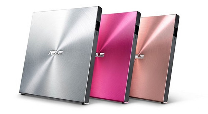 ASUS teases something square and grey, will reveal its new device tomorrow (update: it's a DVD writer)