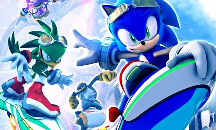 Sonic Free Riders, EA Sports Active 2.0 announced for Kinect