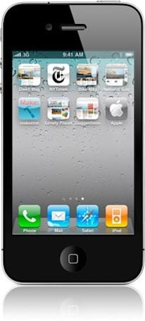Web apps found to be lacking Safari's speed bump in iOS 4.3