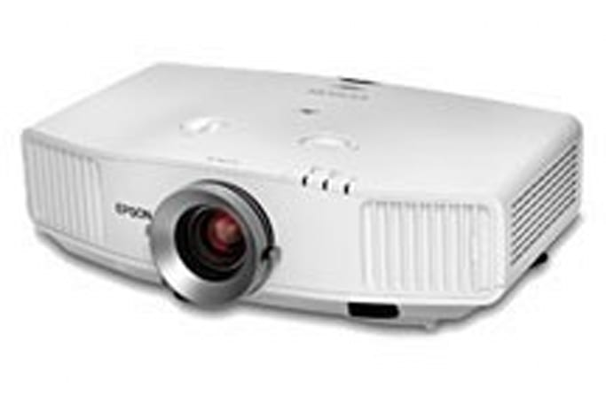 Epson dishes up the 4,000 lumen G5000 projector