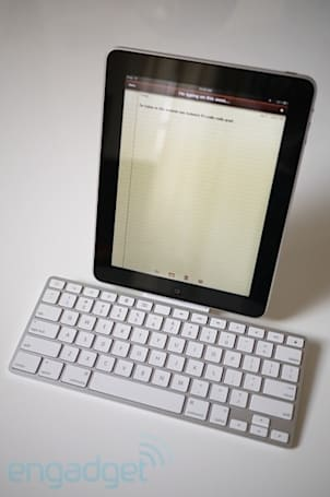 Apple iPad accessories hands-on / micro-review