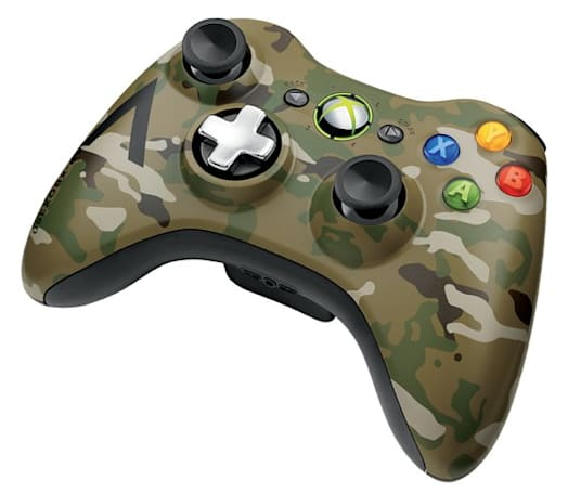 Find camo Xbox controllers at Walmart in May