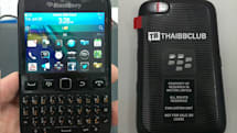 New BlackBerry Bold 9720 spotted, runs old BB7 OS