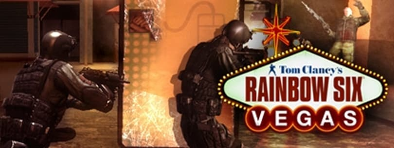 Rainbow Six Vegas Red and Black edition now free