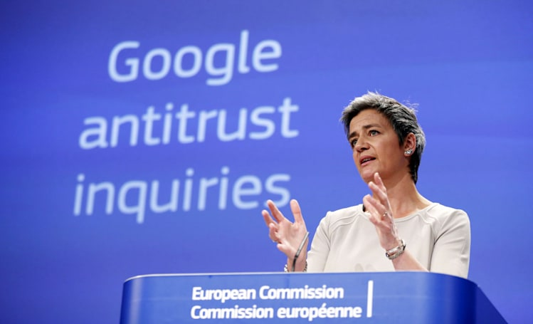 Europe widens antitrust probe into Google's ad business