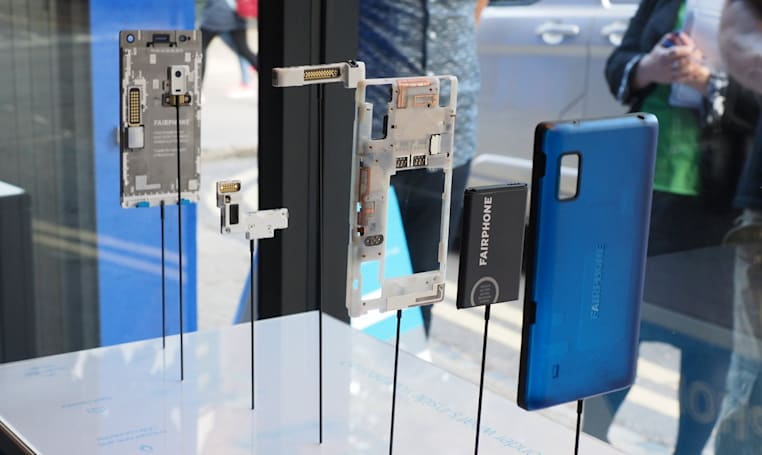 Fairphone delivers on its ethical, modular smartphone