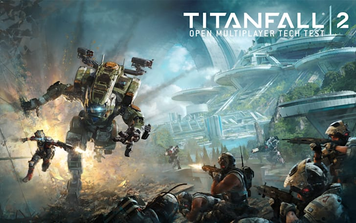 'Titanfall 2' kicks off its open multiplayer test this Friday