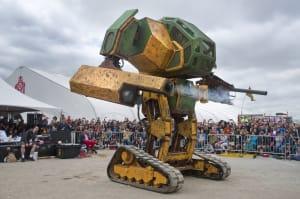 Trailer: Das Duell der Kampfbot-Kolosse rückt näher