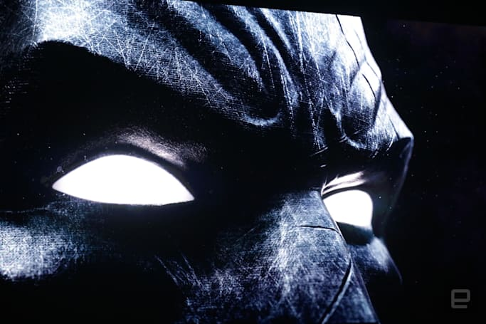 Batman is coming to PlayStation's VR headset this October