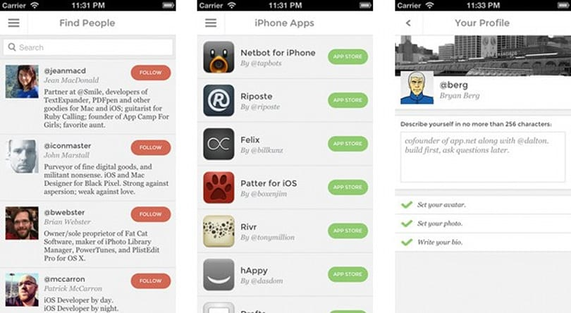 App.net Passport for iOS finds third-party clients, allows condition-free sign-ups