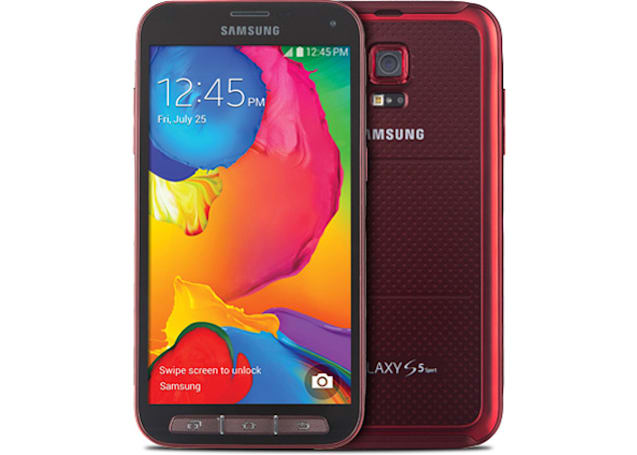 Sprint's outdoor-ready Galaxy S5 Sport packs free fitness training