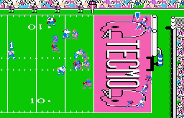 Tecmo Super Bowl 2015 offers an 8-bit Madden alternative