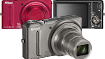 Nikon Coolpix S9100 extends an 18x zoom from a compact body capable of 1080p video