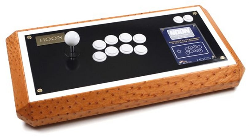 Luxury game controller is hand assembled in Paris, overkill everywhere else