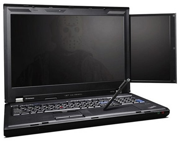How would you change Lenovo's ThinkPad W700ds?