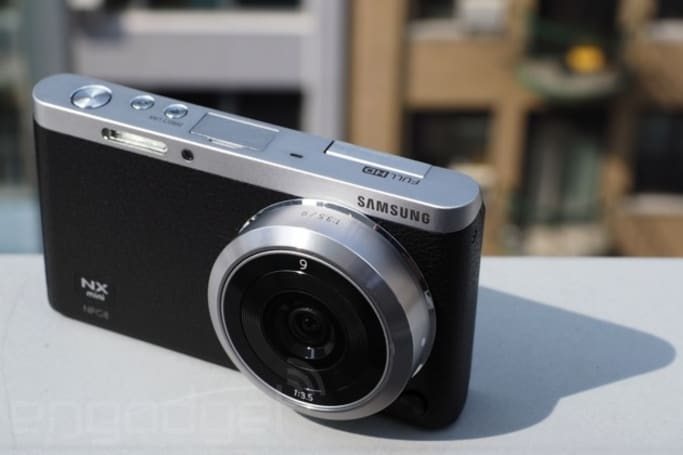 Samsung's free DSLR trade-in promo comes to LA today