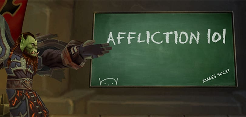 Blood Pact: Affliction 101