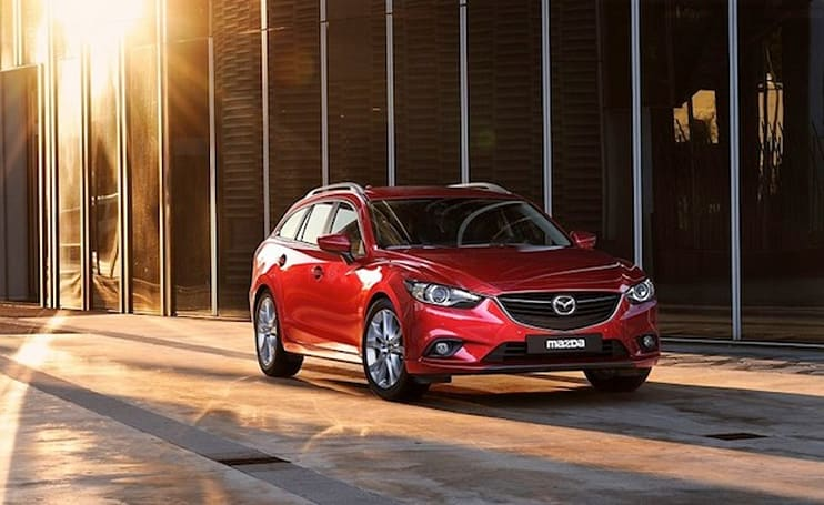 Mazda Atenza launches with i-ELOOP regenerative braking