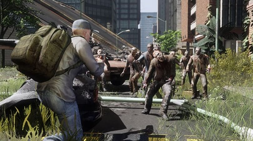 The War Z zombie MMO coming soon