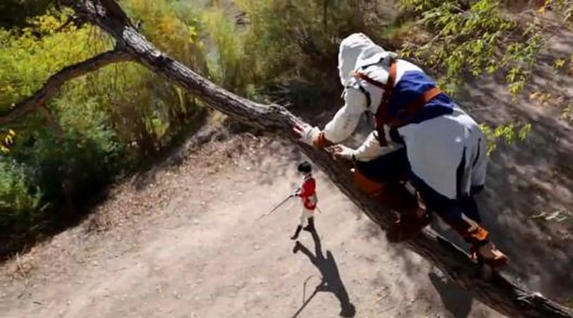 Assassin's Creed 3 parkour brings fan-made frolics to the frontier