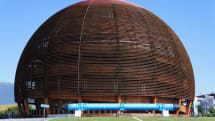 Into the heart of CERN: an underground tour of the Large Hadron Collider (video)