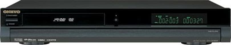 Onkyo giving pause to continued HD DVD support?