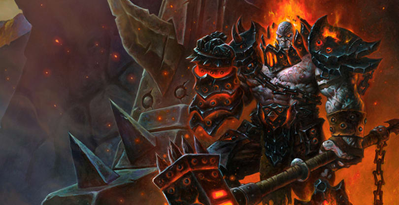 Characters of Warcraft updates with Blackhand