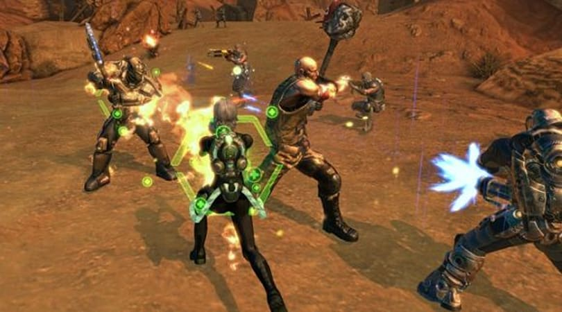 Global Agenda rolls out the next phase of Sandstorm to the test servers
