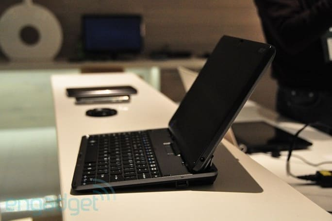 Acer Iconia Windows 7 tablet hands-on