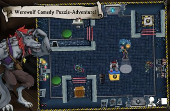 MacGuffin's Curse gets a big free update, goes half-off now